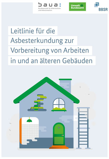 Leitlinie Asbesterkundung 2020 - TRGS 519 Asbest
