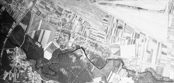 Lochau im Jahr 1953