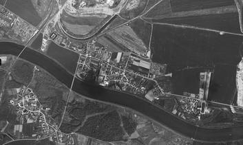 Lochau im Jahr 1980