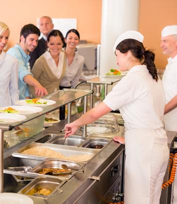 Anstellung als Mitarbeiter für die Betriebsrestaurants bei Mahlzeit Catering