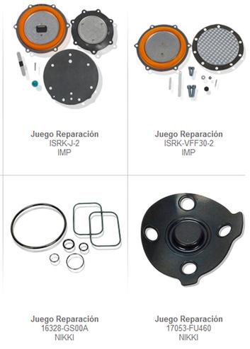 repuestos gas lp partes refacciones accesorios montacargas mexico
