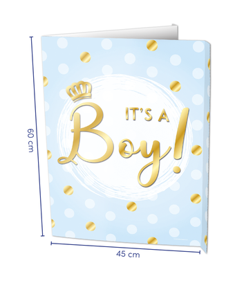 Raambord It's a boy! € 8,95