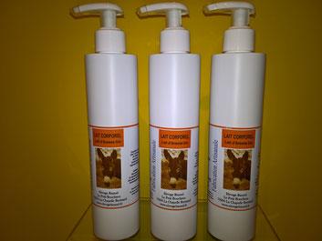 lait corporel au lait d anesse de l elevage Baunel