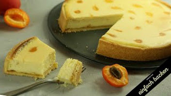 Aprikosen Cheese Cake
