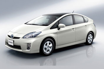 Hire Car Japan TOYOTA PRIUS