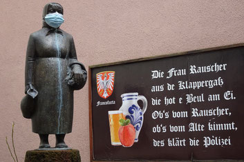 Frankfurt Sachsenhausen Frau Rauscher