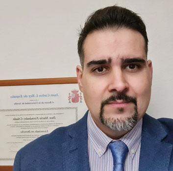 Letrado Mario Fernández Criado