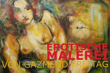 Erotische malerei von Gazmend Freitag