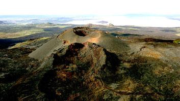 Vulcano Andrew Turkana Kenya