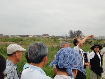 2012年8月東松島市矢本訪問