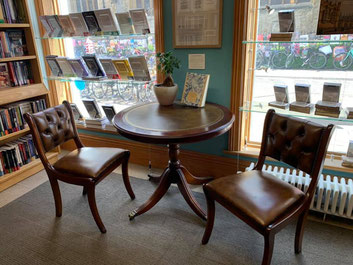 ケンブリッジにある英国最古の書店
