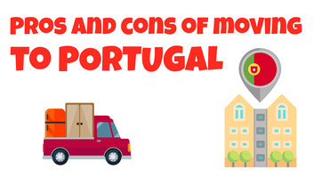 pros and cons of moving to portugal