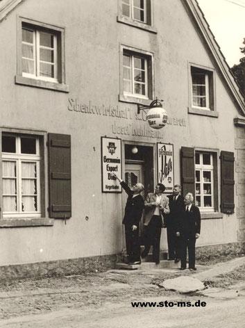 Gaststätte Kuhlmann Weseler Straße