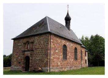 Notre-Dame de l'Hor - La Rose Bleue - Métairies-Saint-Quirin