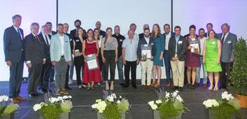 Gewinner, Nominierte, Laudatoren, Jurymitglieder des Neumarkter Lammsbräu Nachhaltigkeitspreises 2018