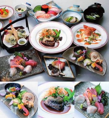 広島YMCA ご法要 お料理内容一例