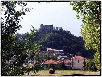 il Castello sul colle Tidone