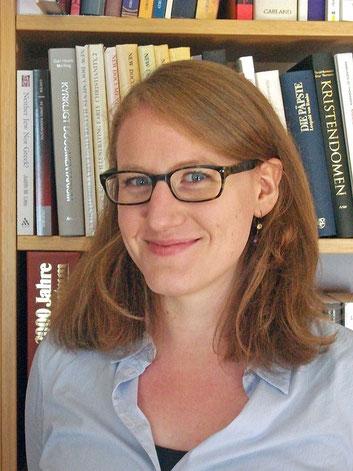 Anna Nick ist neue Projektkoordinatorin des Bonifatius-Praktikanten-Programms.