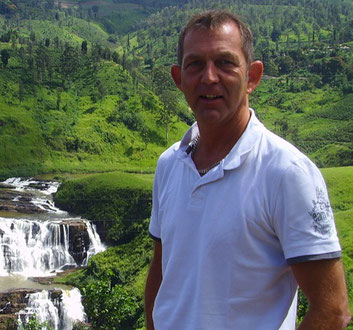 Reiseberater Olaf Diroll bereist seit 1978 die Insel Sri Lanka ...
