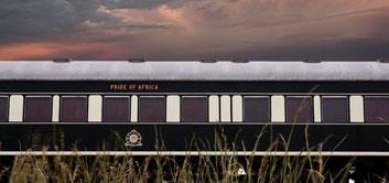 Zugreise Rovos Rail quer durch Afrika März 20 17 Gruppenreise mit Flug Tansania bis Südafrikabuchen