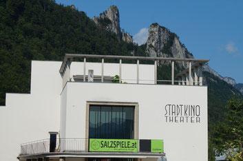 Stadttheater / -kino Hallein, Kabarett, Konzert, Comedy - SalzSpiele