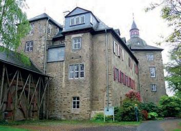Schloss in Siegen, Foto: Werner Walsheim