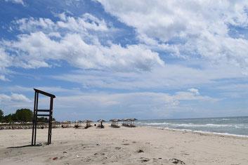 Κεραμωτή Παραλία