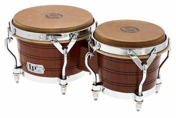 famille des percussions bongos cubains