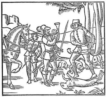 Jacques Du Fouilloux: La Venerie 1561