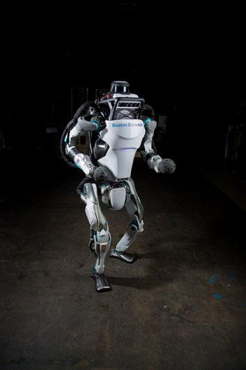 Le robot Atlas de Google
