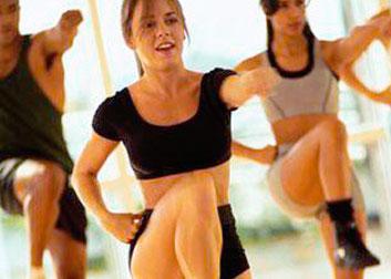 Фитнес для женщины