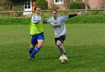 FFC Renshausen (weiß) vs TSV Barmke