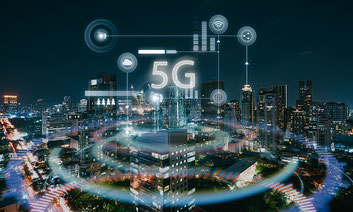 5G活用研修の講師依頼に対応