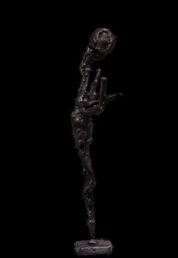 metal art sculpture figurative David Vanorbeek France