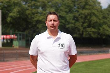Fast 2 Jahre beim 1.FC im Amt - Ben Uhlenbrock