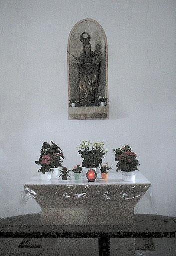 Pilgerkapelle Bartolomäüs.