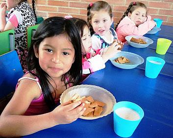 Gewalt, Kinder Schule Spende Südamerika