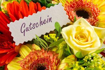 Geschenkgutschein fürs Einkaufen in unserer Gärtnerei