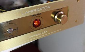 Lampizator Vinyl Phono MM2,  MC, Step-Up-Übertrager, Transformer, Silver SUT-A