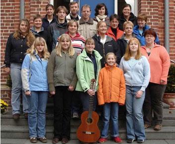 Sänger und Musiker des Liturgiekreises St. Vitus - Foto: Liturgiekreis