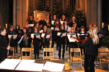 Weihnachtskonzert 2014 - Foto: Liturgiekreis