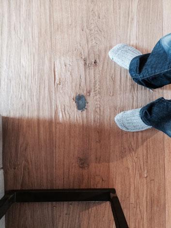Fendt Holzgestaltung Reinigung und Pflege Holzdielen