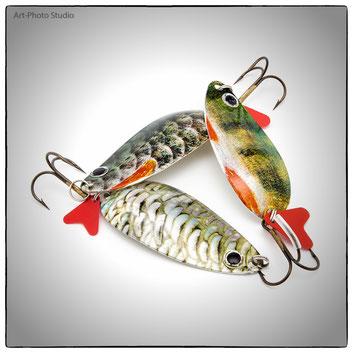 предметная съемка товаров для рыбалки в Харькове