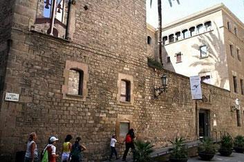 Casa de l'Ardiaca - Detarima