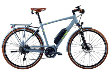 Tour de Suisse Delight City e-Bikes 2018