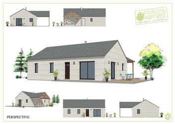 Maisons Kernest: votre constructeur maison bois 56
