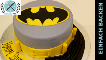 Batman Motivtorte