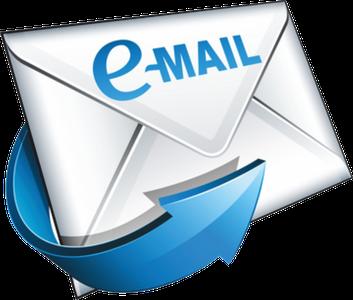 Fix-Text.de, Schreiben Sie uns eine Email, Bild Email png, Logo Email, Email-Marketing, Unterschied Email-Marketing und Blog-Marketing, Content kaufen