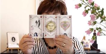 変化のコウノトリ、成功の太陽、愛いっぱいのハート、この意味は?