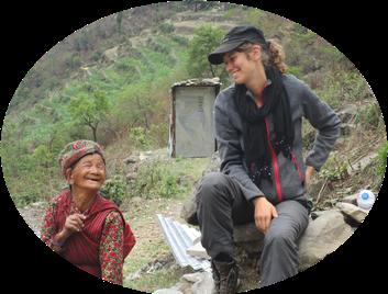 Fairtrade Shop verbindet Hilfsorganisation in Nepal